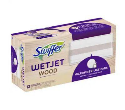 Procter & Gamble 76562 Swiffer Wd Pad 12 Pack