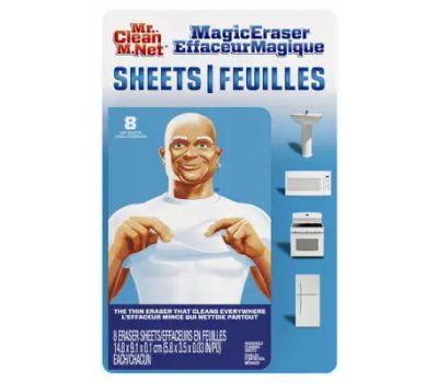 Procter & Gamble 90656 Mr Clean Magic Eraser Sheet, Foam