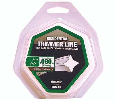 Arnold WLS-80 Trimmer Line 40 Foot Loop Of.080