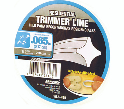 Arnold WLS-H65 Trimmer Line.065 Inch