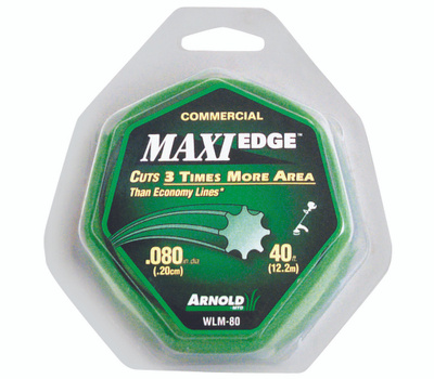 Arnold WLM-80 Maxiedge Trimmer Line 40 Foot Loop Of.080