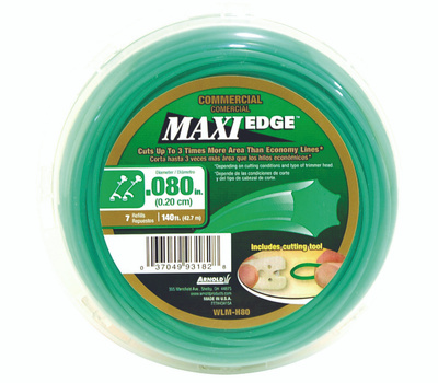 Arnold WLM-H80 Maxiedge Trimmer Line 192 Foot Of.080 Inch