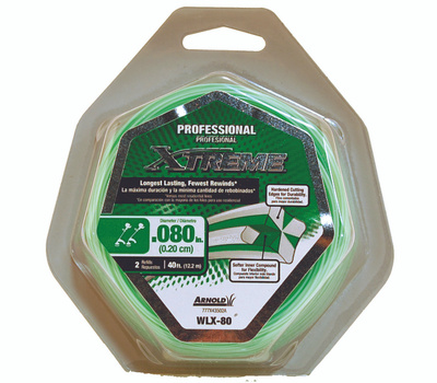 Arnold WLX-80 Xtreme 0.080 Inch Trim Line Extreme 40 Foot