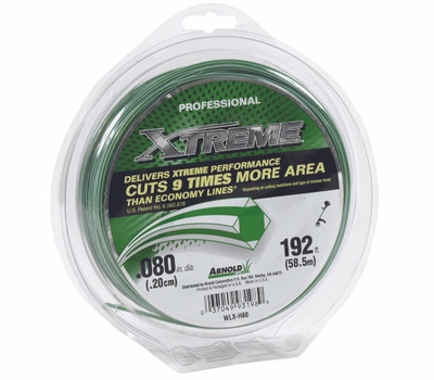 Arnold WLX-H80 Xtreme 0.080 Trimmer Line 7 Refills
