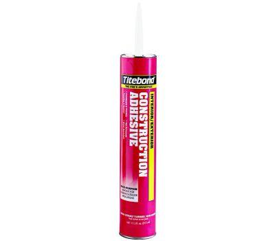 Franklin 3451 Titebond Construction Adhesive, Tan, 10 Ounce Cartridge