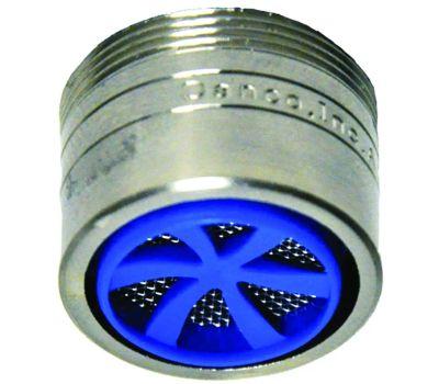 Danco 10484 Faucet Aerator 15/16-27 Female Thread Water Saving Brushed Nickel
