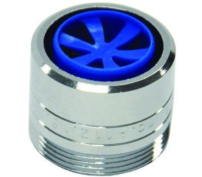 Danco 10487 Faucet Aerator 13/16 Inch Small Male Thread Water Saving Chrome
