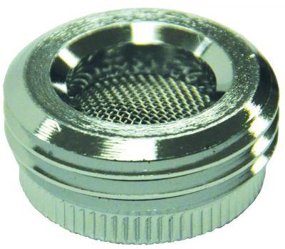 Danco 10512 Garden Hose Adapter Chrome