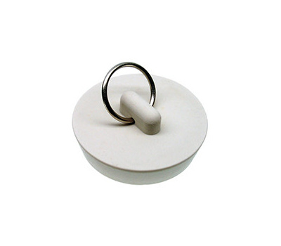 Danco 80228 Stopper Drain Rubber 1-5/8 Wht