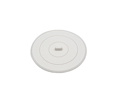 Danco 89042 Stopper Flat Sink 5in White