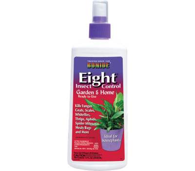 Bonide 110 Eight Insect and Disease Killer, Liquid, Spray Application, 12 Ounce