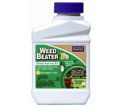 Bonide 323 Garden Naturals Weed Killer, Liquid, Spray Application, 1 Pt