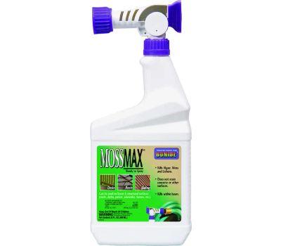 Bonide 728 Moss/Algae Killer, Liquid, Spray Application, 1 Qt