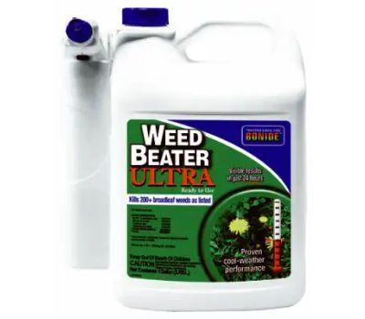 Bonide 3082 Ultra Weed Killer, Liquid, Spray Application, 1 Gal