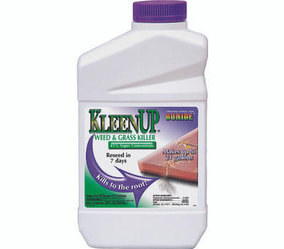Bonide 7461 Concentrated Grass And Weed Killer Quart