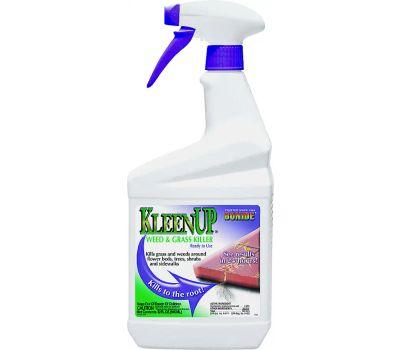 Bonide 7497 Grass And Weed Killer, Trigger Spray, 1 Quart
