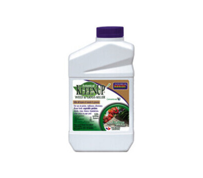 Bonide 7504 Botanical Kleenup Concentrated Weed and Grass Killer, 1 Qt