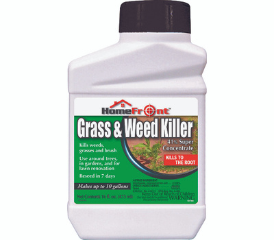 Homefront 107460 Weed and Grass Killer, 16 Fl-Oz