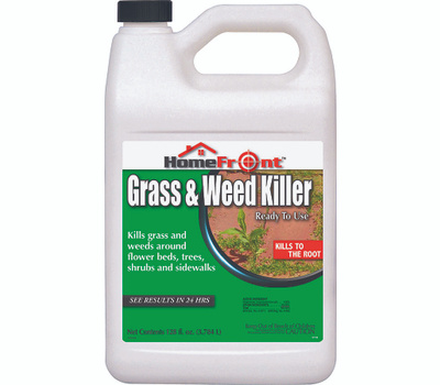Homefront 107498 Grass and Weed Killer, 1 Gal