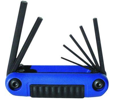Eklind 25171 7 Piece Ergo Metric Hex Keys Small
