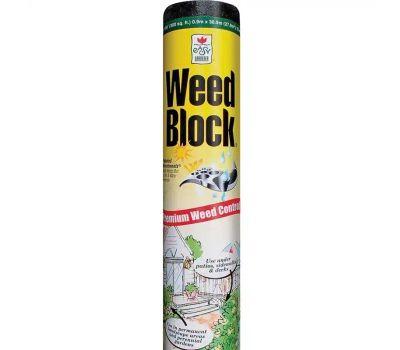 Easy Gardener 1041 Weed Block 3 Foot By 50 Foot 18 Mil Landscape Fabric