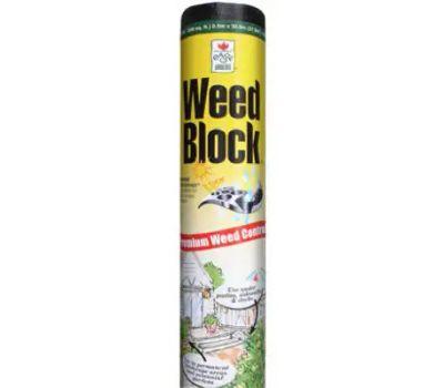 Easy Gardener 1081 4 Foot By 50 Foot Heavy Duty Landscape Fabric
