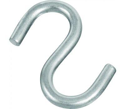 National Hardware N233-536 Heavy Open S Hook 1-1/2 Inch Stainless Steel