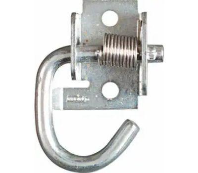 National Hardware N237-040 Spring Rope Hook Zinc Plated Steel