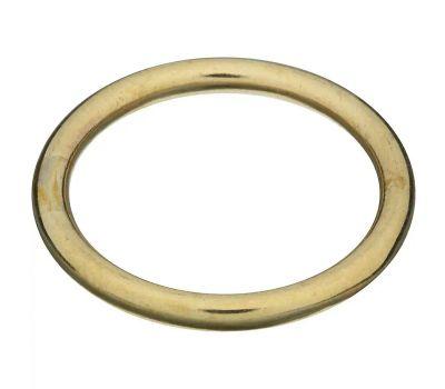 National Hardware N258-749 Solid Brass Ring 1-3/4 Inch Inside Diameter