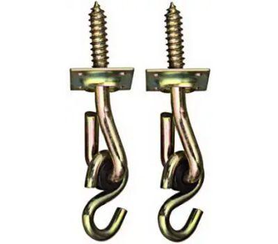 National Hardware N264-069 Lag Swing Hook Kit 2 Pack