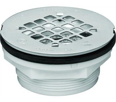 Oatey 42099 Plastic Shower Drain 2 Inch No Caulk