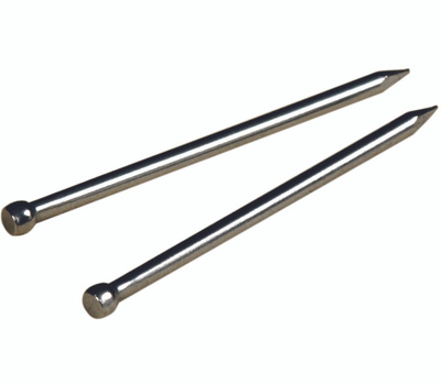 Hillman 122528 Stainless Steel Brads 1 Inch By 2 Ounce