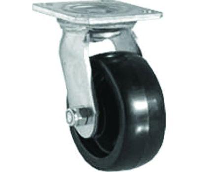 Shepherd Hardware 9388 5 Inch Polypropylene Wheel Swivel Caster