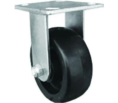 Shepherd Hardware 9389 5 Inch Polypropylene Wheel Rigid Caster
