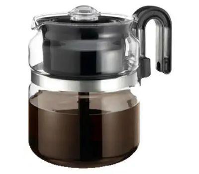 Medelco PK008 8 Cup Stovetop Coffeemaker