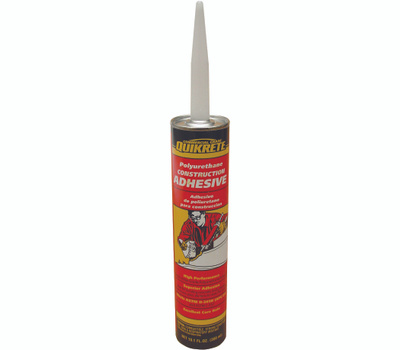 Quikrete 9902-10 10.1 Ounce Construction Adhesive
