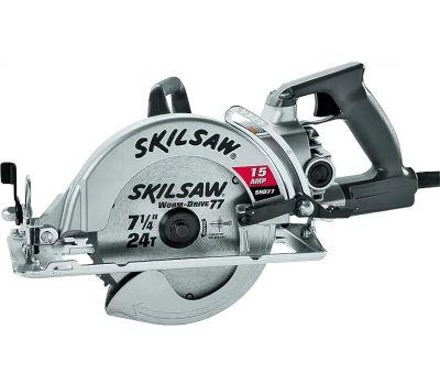 Skil SPT77W-22 Skilsaw Saw Circular Worm Dr 15a 7-1/4
