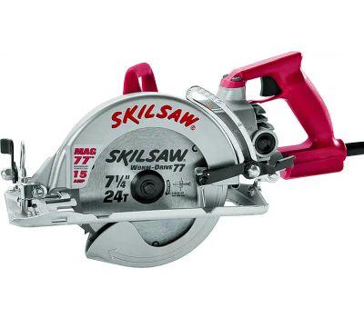 Skil SPT77WM-22 Skilsaw 7 1/4 Mag Worm Drive Circular Saw
