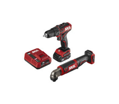 Skil CB743001 Combo Kit, Tools Included: Yes, Battery Included: Yes
