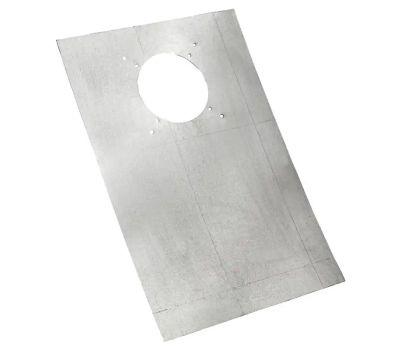 Lambro 237 Window Plate Alum 12x18in