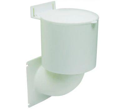 Lambro 289W 4 Inch Ultra Seal Dryer Vent