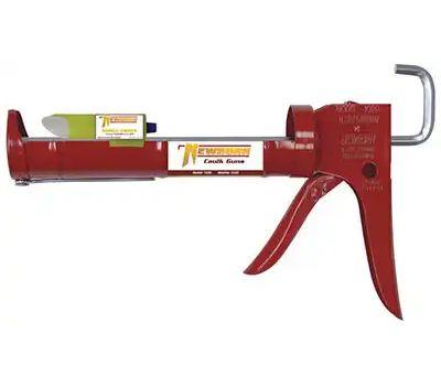 Newborn Brothers 102D Caulk Gun, 1/10 Gal Cartridge