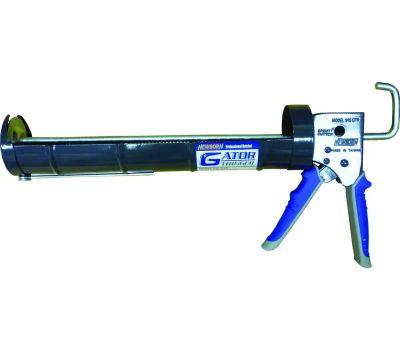 Newborn Brothers 915-GTR Gator Trigger Ratchet Caulk Gun With Comfort Grip 1/4 Gallon