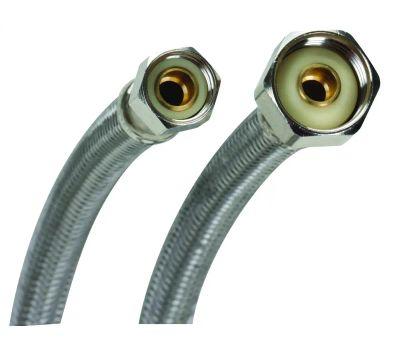 Fluidmaster B1F20 No Burst 3/8 Comp X 1/2Fip By 20 Faucet Supply