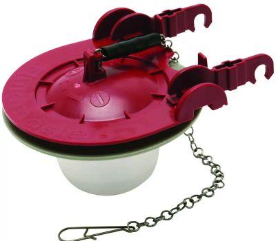 Fluidmaster 5403P4/5403 Toilet Flapper Universal Fit