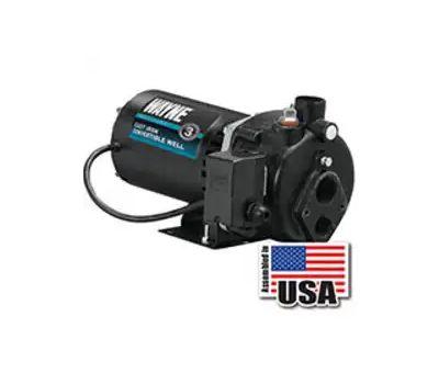 Wayne Water CWS50 1/2 Horsepower Deep Well Jet Pump