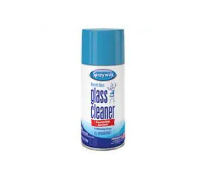PLZ Aeroscience SW195R Cleaner Glass Foam Fresh 6 Ounce