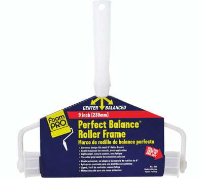 Foampro 409 9 Inch Perfect Balance Roller Frame