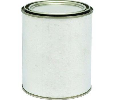 Valspar 27318 1 Quart Empty Metal Paint Can With Metal Lid