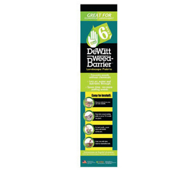 DeWitt 6 YR-350 3x50 6yr Weed Barrier